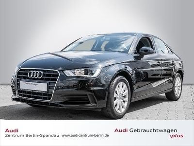 gebraucht Audi A3 Limousine 1.4 TFSI Attraction S tronic *PDC*NAVI*