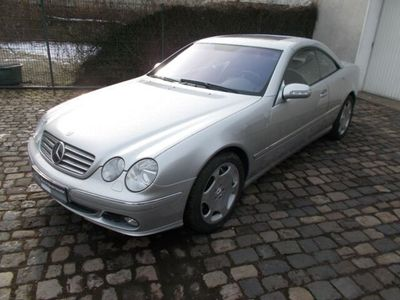 używany Mercedes 600