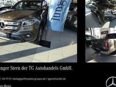 gebraucht Mercedes X250 4MATIC PRO ED+LED+360KAM+NAVI+TEMPOMAT+SHZ