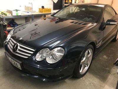 gebraucht Mercedes SL55 AMG AMG Top gepflegt,Distronic, Bose, Keyless