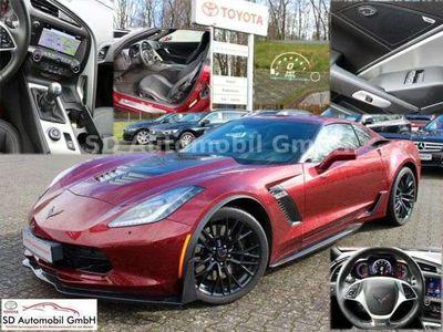gebraucht Corvette Z06 6.2 V8 MT7 Coupe Track Edition 2019er MY