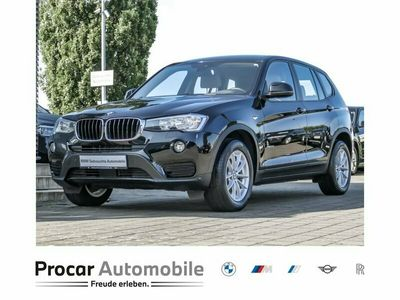gebraucht BMW X3 xDrive20i Navi Head-Up Driving Assistant Plus