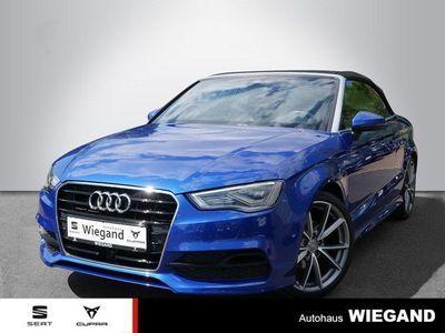 gebraucht Audi A3 Cabriolet S line Sportpaket ultra EU6 B&O