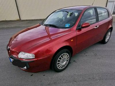 gebraucht Alfa Romeo 147 1.6 twin spark benzin als Kleinwagen in Nord