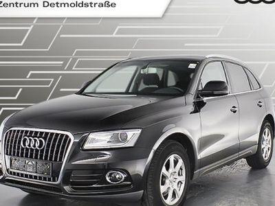 gebraucht Audi Q5 2.0 TDI Pano Navi Xenon Sitzhz. Licht-/Regensensor