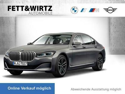 gebraucht BMW 740L d xDrive 19 Massage TV GSD Laser DA-Prof