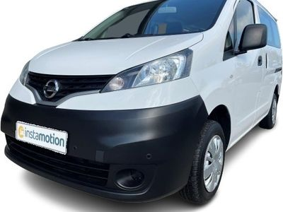 gebraucht Nissan NV200 NV200Kombi Premium 1.5 dCi 5Sitzer-Klima-Garantie