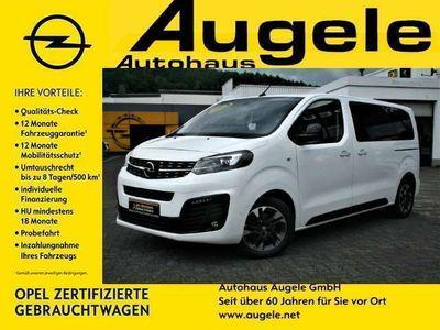 gebraucht Opel Zafira Life 2.0 Innovation M, AHK, Rückfahrkamera, DAB