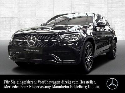 gebraucht Mercedes GLC300 d Cp. 4M AMG Distr. LED Night Spurhalt-Ass