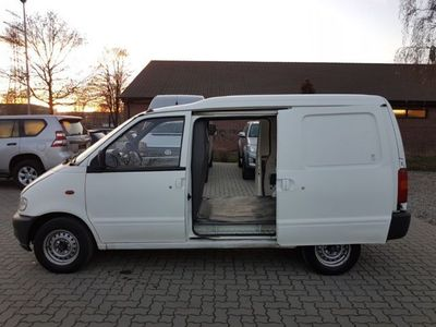 käytetty Nissan Cargo Vanette2.3D
