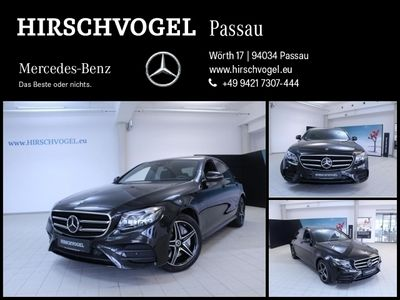 gebraucht Mercedes E300 AMG-Line+Night+Pano+DISTRONIC+Com+ILS