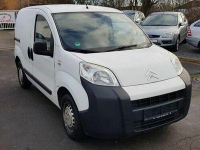 gebraucht Citroën Nemo Basis 1,4 Diesel, Tüv 2020, ZV, Schalter