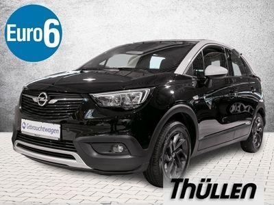gebraucht Opel Crossland X 120 Jahre 1.2 Start/Stop Bluetooth