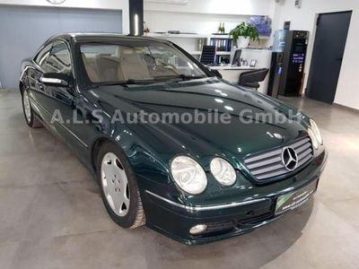 gebraucht Mercedes 500 CL-Coupe 500*FACELIFT*SCHIEBEDACH*BOSE*