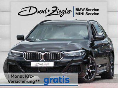 gebraucht BMW 520 d Tour M Sport AHK LiCoProf HiFi Alu19 P-Ast
