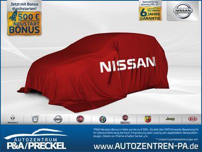 gebraucht Nissan Qashqai TEKNA 1.3 / beh.Frontscheibe / Navi