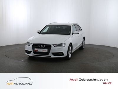 gebraucht Audi A4 Avant Ambition 2.0 TDI 110 kW (150 PS) 6-Gang
