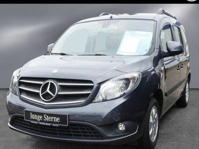 gebraucht Mercedes Citan 111 CDI Tourer Edition Lang Klima Kamera