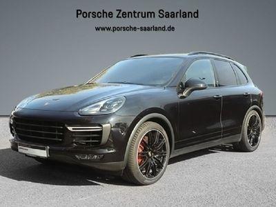 gebraucht Porsche Cayenne Turbo 21 Tempolimitanz.,DAB