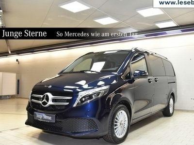 gebraucht Mercedes V250 d ED Lang LED/Distr/Navi/AHK/Spur/Kamera