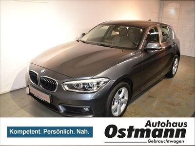 gebraucht BMW 116 Baureihe 1 Lim. Advantage LED*Navi*PDC