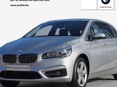 gebraucht BMW 218 Active Tourer d Luxury Line
