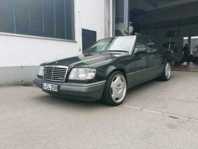 gebraucht Mercedes 230 MercedesC124 Coupe Automatik Leder