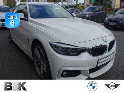 "gebraucht BMW 430 i xDrive Coupé M-Sportpaket,HUD,19""M,ACC,SAG"