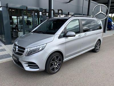 gebraucht Mercedes V250 d 4MATIC EDITION Kompakt AMG, Klima, Stand