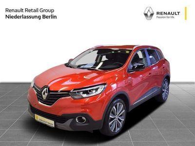 gebraucht Renault Kadjar 1.6 DCI 130 BOSE EDITION ENERGY 4x2 SUV