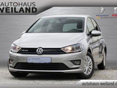gebraucht VW Golf Sportsvan 1.6 TDI BlueMotion Comfortline