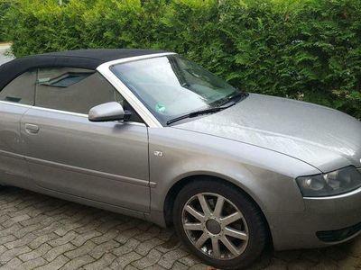 gebraucht Audi A4 Cabriolet LPG
