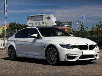 gebraucht BMW M3 DKG Competition DriversPackH&KHeadUp20