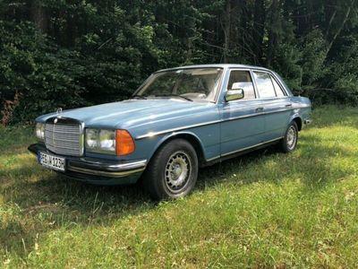 gebraucht Mercedes W115 Mercedes Benz W123 + Mercedes Benz+ ...