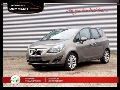gebraucht Opel Meriva B 1.4 Innovation,AUX-In,Klimaaut,Tempomat