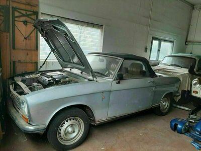 gebraucht Peugeot 304 Cabrio mit Hardtop BJ 1975 und...
