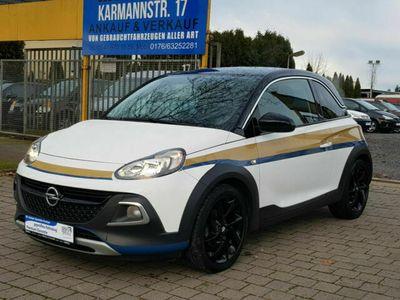 gebraucht Opel Adam Rocks ecoFlex Sitzheizung Lenkradheizung