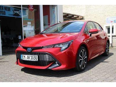 gebraucht Toyota Corolla Hybrid bei Gebrachtwagen.expert