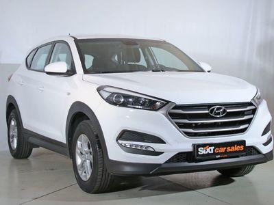 gebraucht Hyundai Tucson 1.7CRDi Classic Bluetooth|Klima|ab 1,49%*