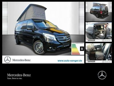 gebraucht Mercedes V250 V-KlasseMarco Polo ALLRAD+LED+AHK2,5t+KAMERA+PARK