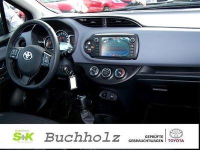 gebraucht Toyota Yaris 1.33 VVT-i Lounge