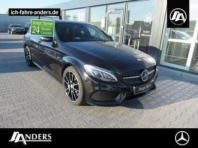 gebraucht Mercedes C450 AMG 4M T Burm+Comand+Distr+HUD+LED+Pano