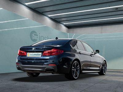 gebraucht BMW M550 M550 i xDrive LM20 LED SD KAMERA NAVI-PROF