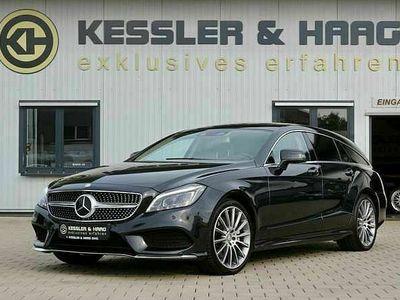 gebraucht Mercedes CLS400 Shooting Brake4Matic/AMG-Line/LED/LUFT/