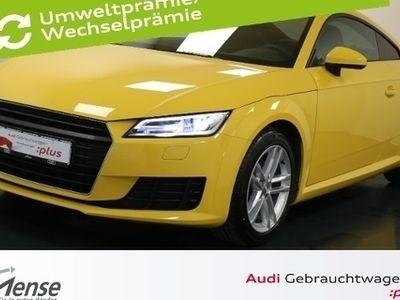 gebraucht Audi TT Coupé 2.0 TFSI S tronic Xenon Navi MediaSoundPaket