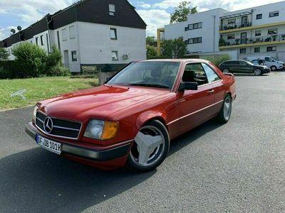 gebraucht Mercedes 230 Mercedes W124H-Abnahme / Wertgutach...