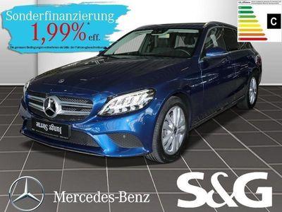 gebraucht Mercedes C180 T AVANTGARDE R.Kam/LED/Sitzhzg/Parktronic
