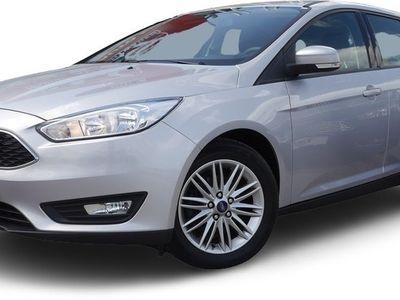 gebraucht Ford Focus Focus1.5 TDCi Business StartStopp Klima