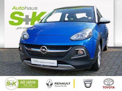 gebraucht Opel Adam Rocks 1.4 Faltschiebedach, 8-fach Bereifung