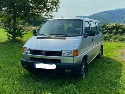 gebraucht VW T4 2.5 TDI Camper Standheizung Klimaanlage AHK 2 Hand TÜV Neu